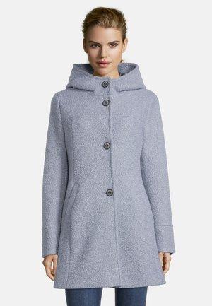 MIT KAPUZE - Winter coat - blue fog