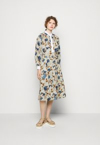 Tory Burch - TUNIC DRESS - Shirt dress - mixed floral - 0