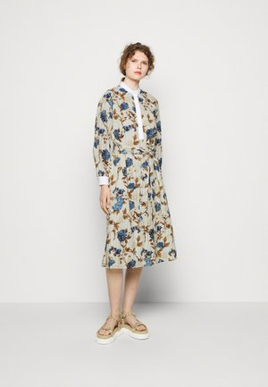 TUNIC DRESS - Shirt dress - mixed floral