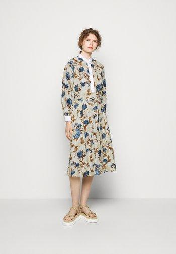 TUNIC DRESS - Shirt dress - mixed floral