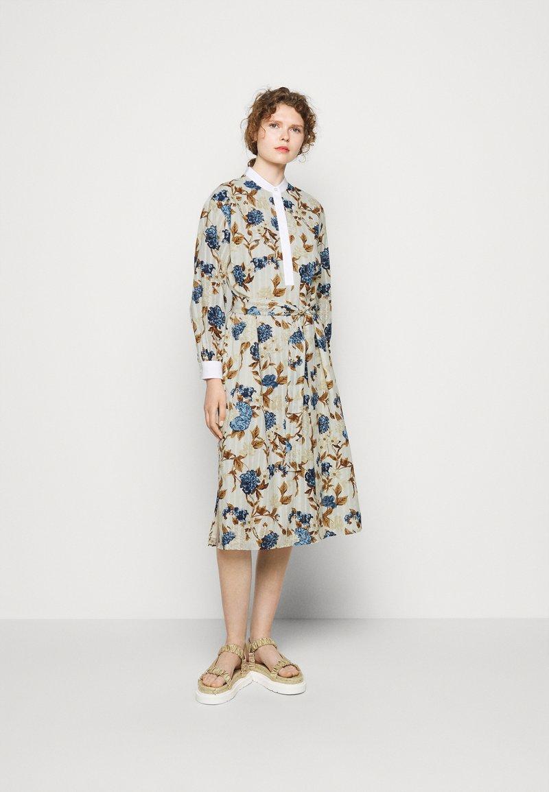 Tory Burch - TUNIC DRESS - Shirt dress - mixed floral