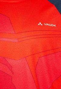 Vaude - MENS MOAB - T-shirt à manches longues - mars red - 2