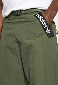 adidas Originals - TRIAL PANT - Trousers - green - 4