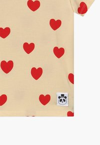 Mini Rodini - HEARTS TEE - T-Shirt print - offwhite - 3