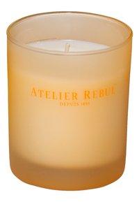 Atelier Rebul - MANDARINE SCENTED CANDLE 140G - Scented candle - orange - 1