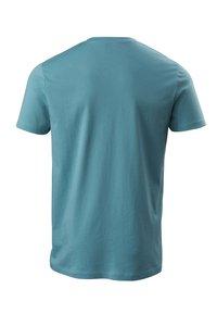 Phyne - T-shirt basique - turquoise - 3