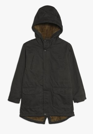 Winter coat - dark oliv orig