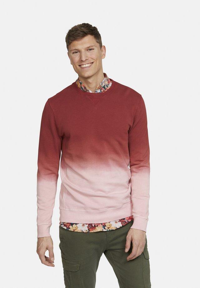 IAN - Sweatshirt - rosa