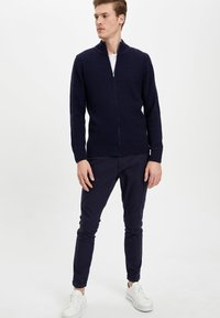 DeFacto - Strickjacke - navy - 1