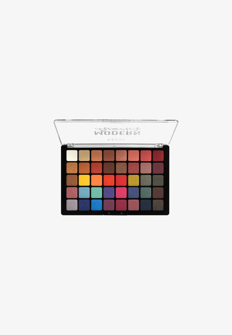 Nyx Professional Makeup - MODERN DREAMER SHADOW PALETTE - Oogschaduwpalet - multi-coloured