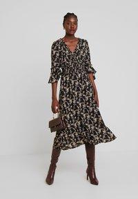 Love Copenhagen - ZIALC DRESS - Day dress - black - 1