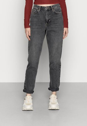 MOM - Relaxed fit jeans - washed black
