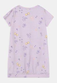 Lindex - MINI CAT POCKETS - Jersey dress - light lilac - 1