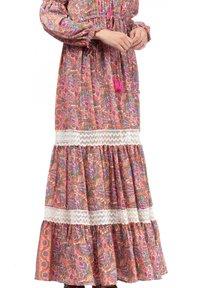 Tantra - Maxi dress - fucsia - 3