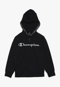 Champion - AMERICAN CLASSICS HOODED FULL ZIP - Felpa aperta - navy - 0
