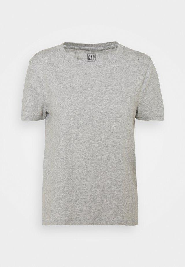 T-shirts - heather grey