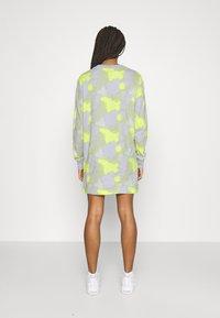 Nike Sportswear - DRESS - Jersey dress - barely green - 2