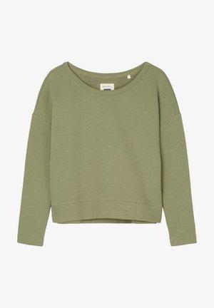 Sweatshirt - dried sage