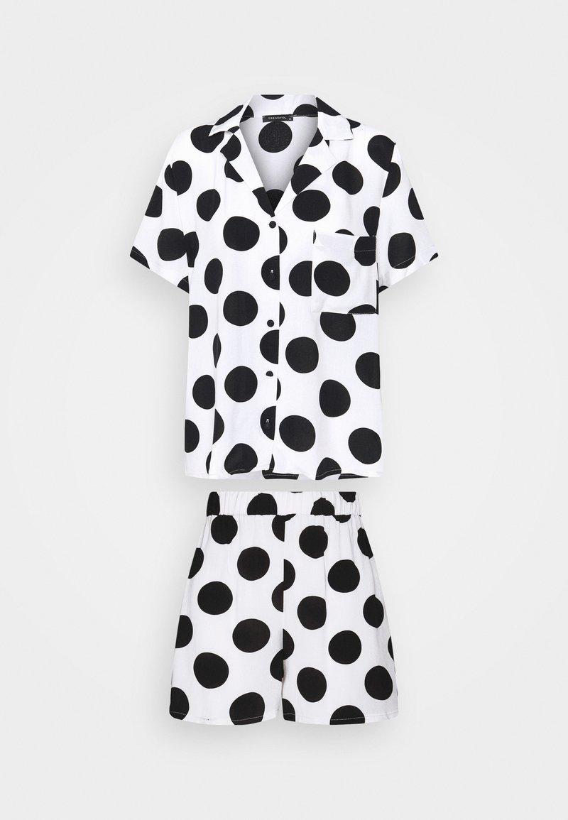 Trendyol - Pyjamas - ecru