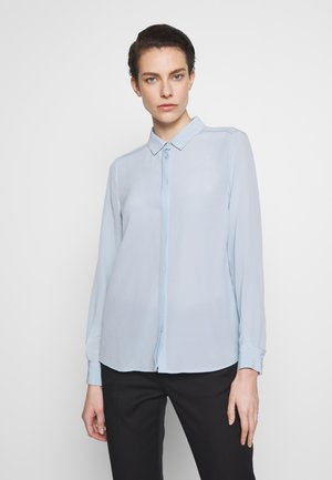 LILLIE CORINNE  - Button-down blouse - blue mist