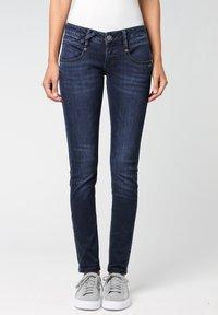 Gang - Jeans Skinny Fit - total eclipse wash - 0