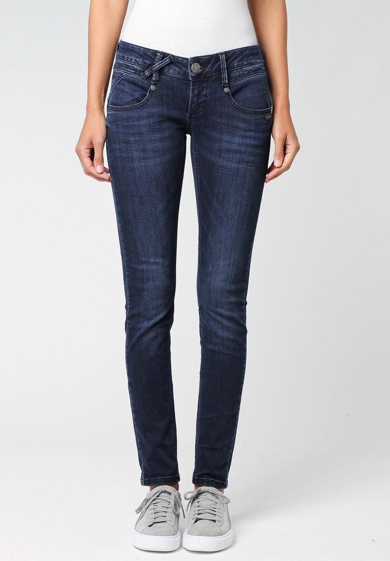 Gang - Jeans Skinny Fit - total eclipse wash