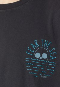 Roark - FEAR THE SEA - Print T-shirt - black - 3