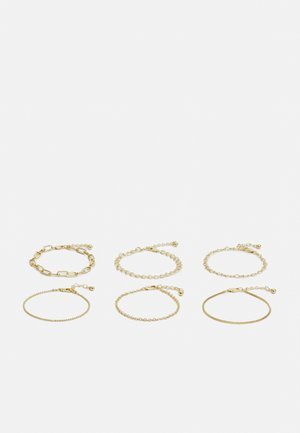 FPANA BRACELET 6 PACK - Rannekoru - gold-coloured