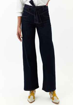 Bootcut jeans - dark denim