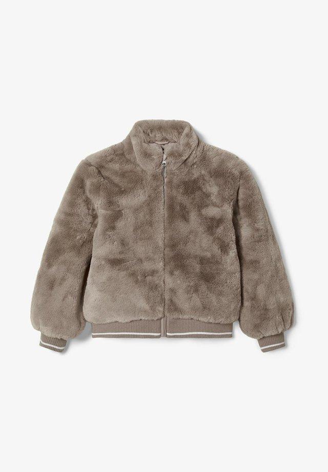 Winter jacket - cinder