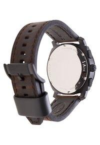 Fossil - Zegarek chronograficzny - dunkelbraun - 2