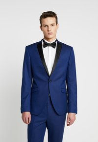 Shelby & Sons - COFTON TUX SUIT - Puku - navy - 2