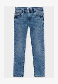 C&A - Slim fit jeans - denim-blue - 3