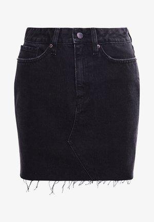 Denim skirt - jessy black vintage