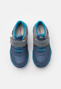 Superfit - SPORT5 - Tenisky - blau/grau - 3
