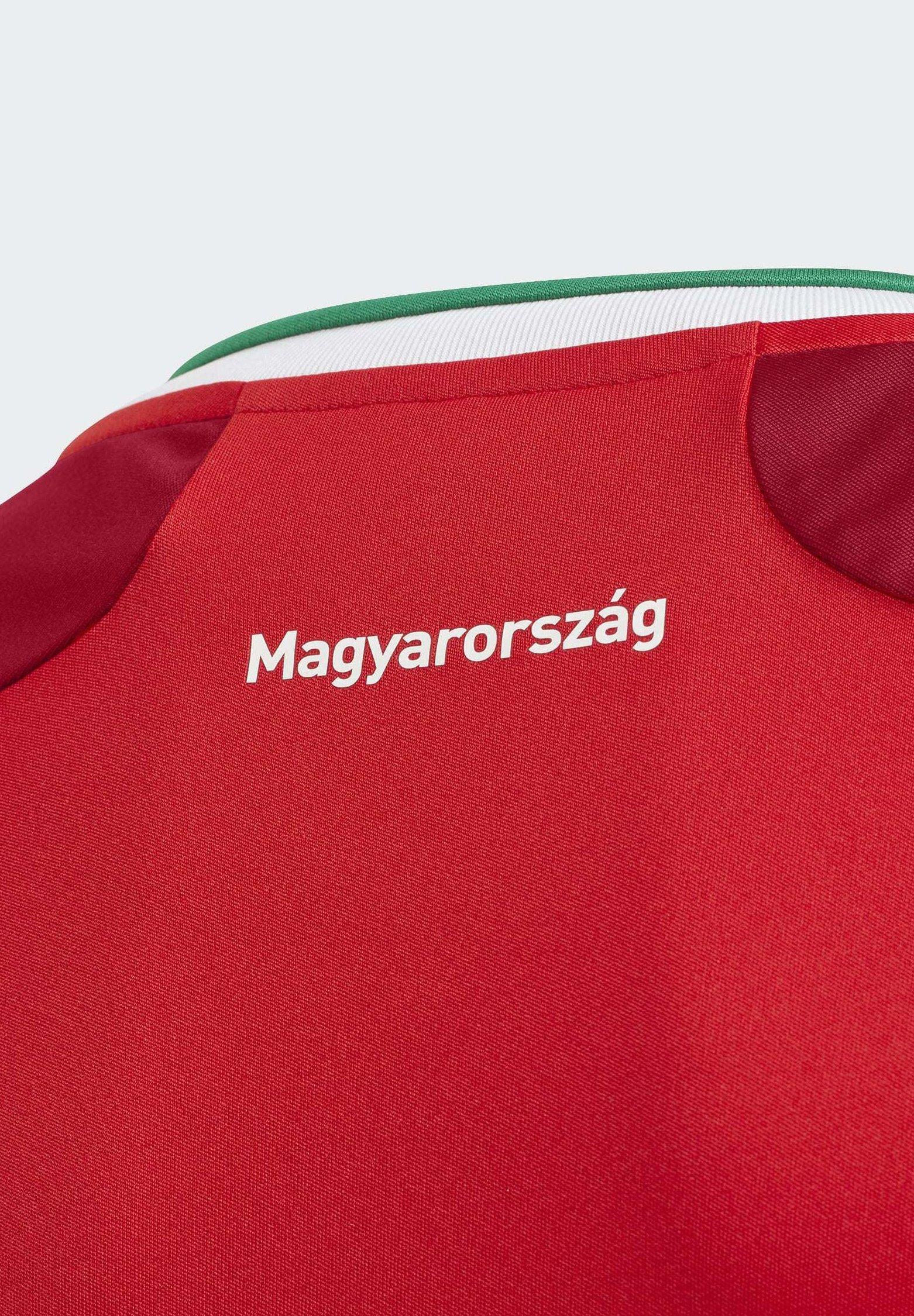 Kids HUNGARY HFF HOME AEROREADY JERSEY - Club wear