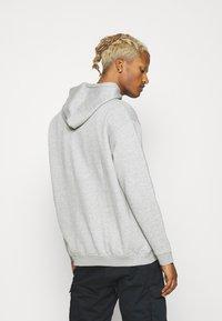 Nominal - MONA LISA HOOD - Sweatshirt - grey marl - 2