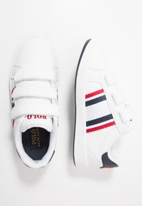 Polo Ralph Lauren - OAKLYN - Sneakers laag - white/navy/red - 0