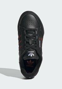 adidas Originals - CONTINENTAL 80 STRIPES SCHUH - Trainers - black - 3