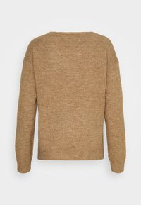 Pieces - PCPERLA - Jumper - toasted coconut - 7