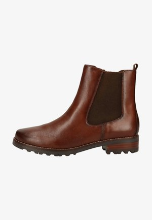 Ankle boots - cognac nappa 303