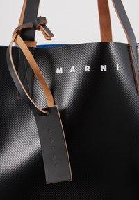 Marni - Shopping Bag - black/blue - 6