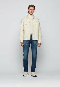 BOSS - DELAWARE - Slim fit jeans - blue - 1