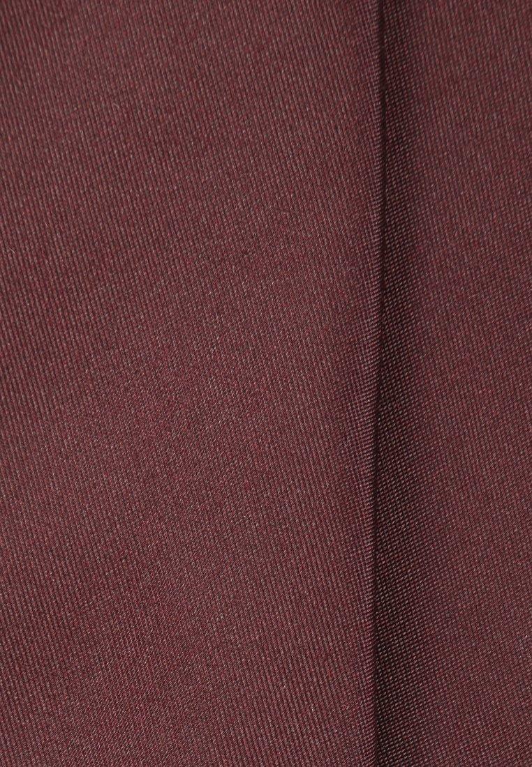 Seidensticker Krawatte - dunkelrot - Herrenaccessoires gzvOL