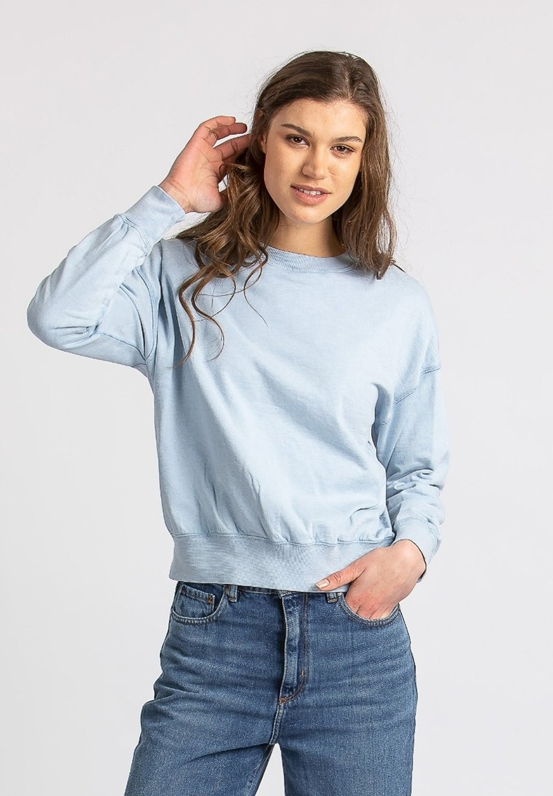 DRYKORN - Sweatshirt - blue