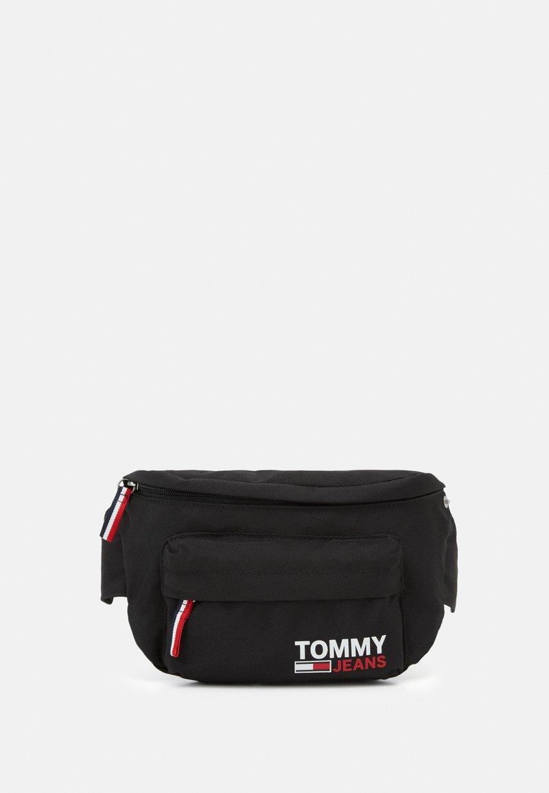 Tommy Jeans - TJM CAMPUS  BUMBAG - Bum bag - black