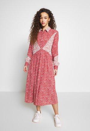 DRESS PETIT - Shirt dress - tandori spice