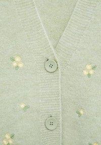 Mango - MARGARIT - Vest - vert pastel - 7