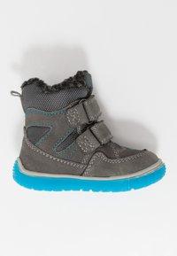 Lurchi - JAUFEN TEX - Winter boots - grey blue - 1