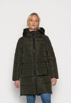 VMHELGA 3/4 JACKET - Winter coat - khaki